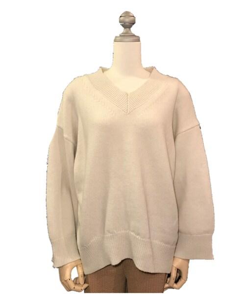 Leah-Kの「ニット・セーター」