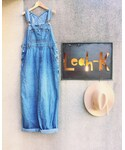 Leah-K | (つなぎ・オールインワン)