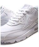 NIKE | NIKE AIR MAX 90 LEATHER wht/wht(スニーカー)
