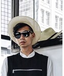 SUPER SUNGLASS | (Sunglasses)