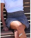 CHAN LUU | (Skirt )