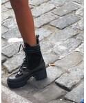 LOUIS VUITTON   (Boots)