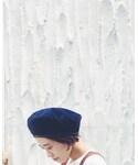 minima | (ハンチング・ベレー帽)