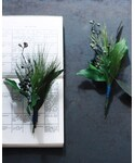 atelier bloom | (ブローチ・コサージュ)