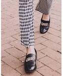 ZARA | (Loafers)
