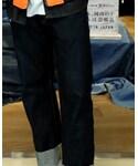 UNIQLO | (牛仔褲)
