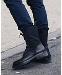 DIESEL BLACK GOLD | (Boots)