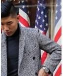 sandro | (Down Jacket/Coat)