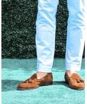 RALPH LAUREN | (Loafers)