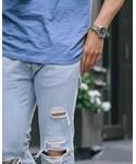 Abercrombie&Fitch | (Denim pants)