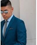 Tallia Orange | (Jacket (Suit))