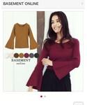 basement online | (ニット・セーター)