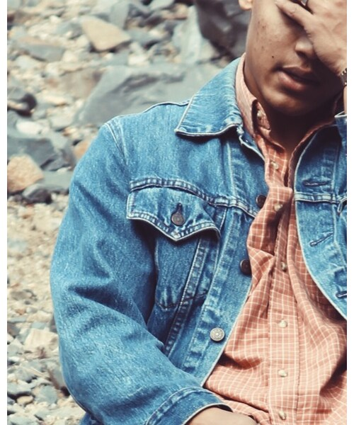 Levi's「Denim jacket」