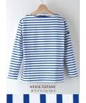 SAINT JAMES | セントジェームス NEIGE GITANE(Tシャツ・カットソー)