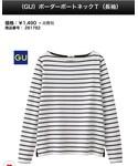 GU   (Tシャツ・カットソー)