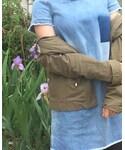 H&M   (Military jacket)