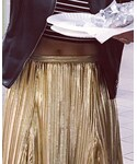 Anthropologie | (Skirt )