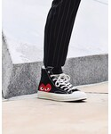 PLAY COMME des GARCONS | (Sneakers)