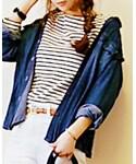 しまむら | ダンガリーシャツ(シャツ・ブラウス)