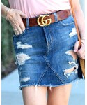 Genetic Denim | (Denim skirt)