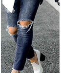 sts blue | (Denim pants)