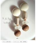 Handmade | (ピアス(両耳用))
