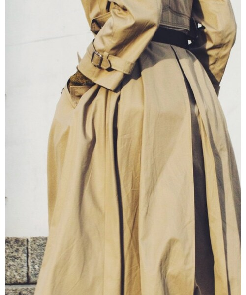Christian Dior「Trenchcoat」