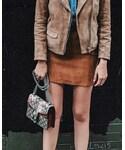 AG JEANS | (Skirt )