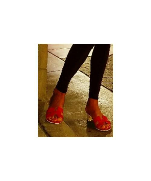 HERMES「Sandals」