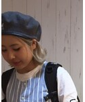 KANGOL | (ハンチング・ベレー帽)