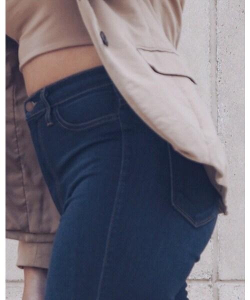 fashionnova「Denim pants」
