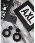 AXL | (ピアス(両耳用))