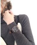 Daniel Wellington | Daniel Wellington ダニエル・ウェリントン St Mawes BLACK MODEL 36MM / DW00100136(腕時計)