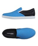 DSQUARED2 | Leather Slip-on sneaker(スニーカー)