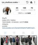 Instagram『ryo_studious.osaka』 | (その他)