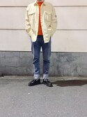 「Dr Martens Adrian Tassel Loafers(Dr. Martens)」 using this 共亮 looks