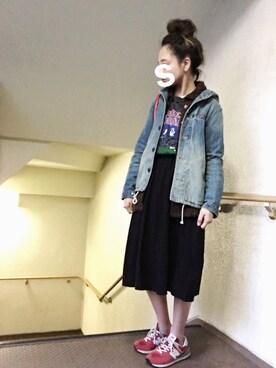 skyさんの(PLAIN CLOTHING|プレーンクロージング)を使ったコーディネート