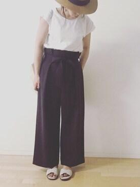 Sachiko  Okadaさんのコーディネート