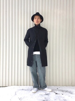「【別注】 <Barbour(バブアー)> MWX 1151/アウター(Barbour)」 using this kakuhou looks