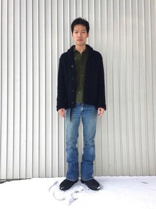 「【BANDWAGON】cv belt(ivory court)」 using this kakuhou looks