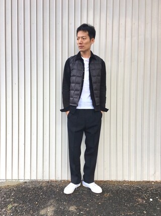 「AZ- SUEDE SHIRT(AZ)」 using this kakuhou looks