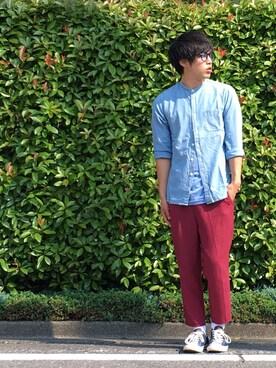 Kotaro Hatano looks