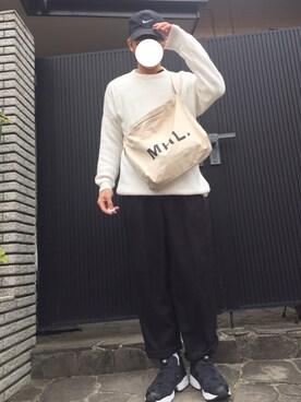 Kazuyaさんの(Lui's|ルイス)を使ったコーディネート
