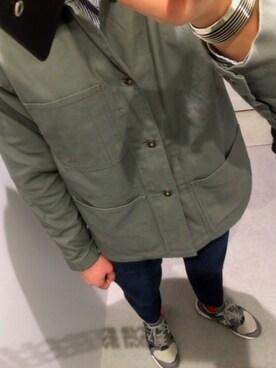 TOMOYUKIさんの(Battenwear|バテンウエア)を使ったコーディネート