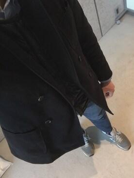 TOMOYUKIさんの(Engineered Garments/エンジニアド ガーメンツ|エンジニアードガーメンツ)を使ったコーディネート