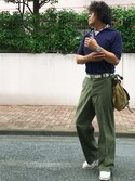 「ANATOMICA / skipperpolo(ANATOMICA)」 using this HIROKI.T looks