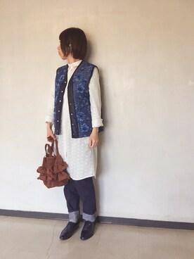 star☆さんの(LE JUN ル ジュン)を使ったコーディネート