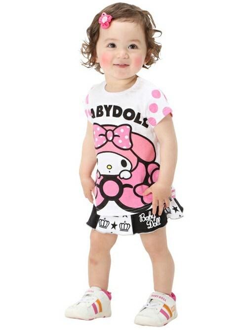 8c427eca120f6 BABYDOLL(ベビードール)(BABYDOLL) BABYDOLLのTシャツ カットソーを使ったコーディネート - WEAR