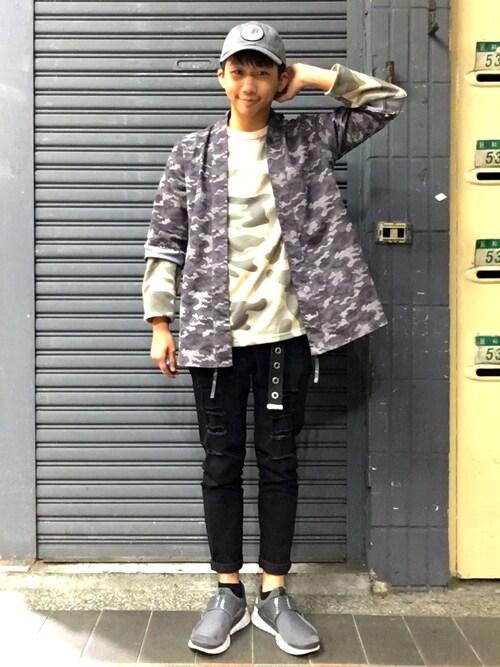搭配开衫的时尚穿搭总览(身高:171cm~180cm)wear