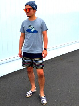 yosukeさんの(JOURNAL STANDARD|ジャーナルスタンダード)を使ったコーディネート